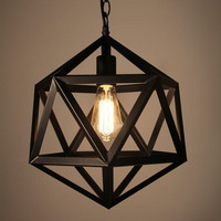 Vintage Barn Pendant Hanging Light Unitary Brand Antique Style