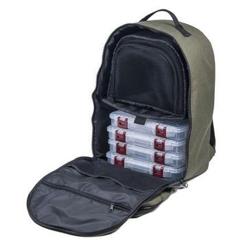 Plano A-Series Tackle Backpack w/5-3600 StowAway Utility Boxes