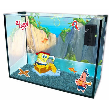 SpongeBob Paradise Cove Tank Kit