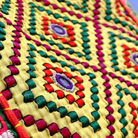 Banjara Bags tribel bags/ ethnic bags/ cotton bags/ antique bags coin bags gypsy bags patch work bags bohemian tote bags suzani bags
