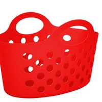 Bulk Colorful Oval Carry Totes at DollarTree.com
