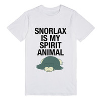 Snorlax is my Spirit Animal