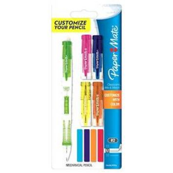 Paper Mate® Clearpoint Mix and Match 0.7mm Mechanical Pencil Starter Set
