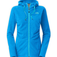 The North Face Women's New Arrivals Shirts & Tops WOMEN'S MEZZALUNA HOODIE