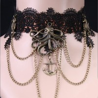 Fantasmagoria The Kraken Choker