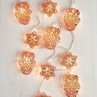 Owl of Me String Lights by ModCloth