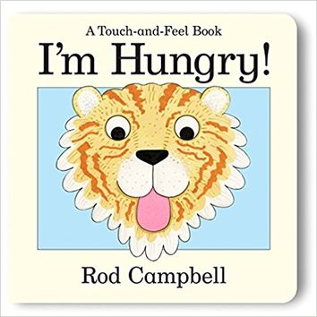I'm Hungry Board book – Illustrated, August 1, 2006