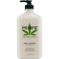 HEMPZ by Hempz HERBAL MOISTURIZER BODY LOTION- ORIGINAL 17 OZ