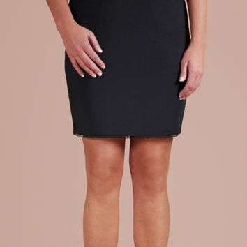 The Slip Skirt - Black