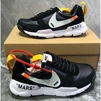 OFF-White X Nike Craft Mars Yard TS NASA 2.0 Jogging shoes