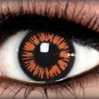Ambition Amber - Ambition - Colored Contacts by ExtremeSFX