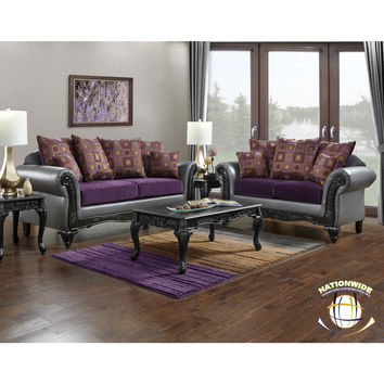 U236 Loveseat by HD Furniture