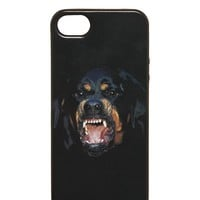 GIVENCHY - ROTTWEILER IPHONE 5 HARD CASE - LUISAVIAROMA - LUXURY SHOPPING WORLDWIDE SHIPPING - FLORENCE