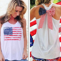 SIMPLE - Popular Fashionable Floral Everyday Wear Sleeveless Shirt blouse Top Top Women Tank Vest Shirt T-shirt T-shirt b2238