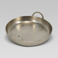 Round Metal Tray Silver - Project 62™