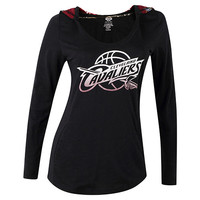 Cleveland Cavaliers Fusion Hooded Long Sleeve