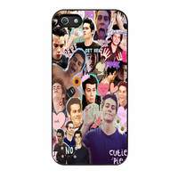 Dylan Obrien Collage iPhone 5s Case