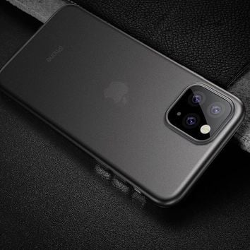 Cafele Matte Ultra-Thin iPhone 11 Pro Case