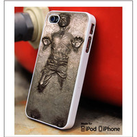 Star Wars Han Soo Frozen In Carbonite iPhone 4s iPhone 5 iPhone 5s iPhone 6 case, Galaxy S3 Galaxy S4 Galaxy S5 Note 3 Note 4 case, iPod 4 5 Case