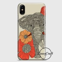 The Elephant iPhone X Case | casescraft