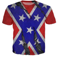 Rebel Flag T-Shirt