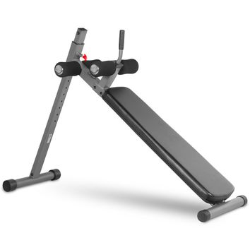 XMark 12 Position Adjustable Ab Bench XM-4416