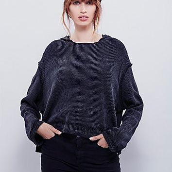 Free People Womens French Toast Pullover