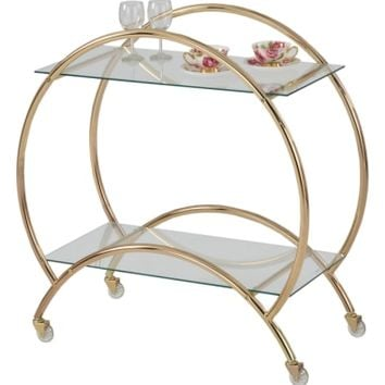 American Atelier Wheeled Bar Cart | Nordstrom