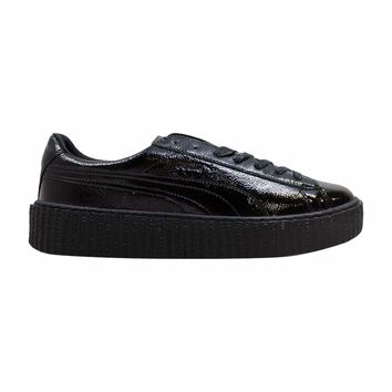 Puma Creeper Cracked Leather Fenty X Puma Puma Black Puma X Fenty Rihanna 364641-01 Men's