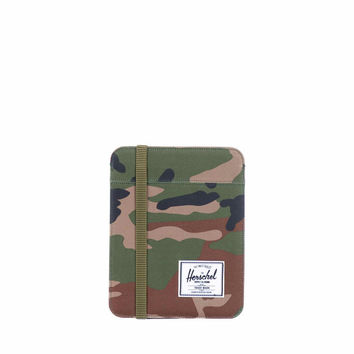 Herschel Supply Co. Cypress Sleeve iPad Woodland Camo