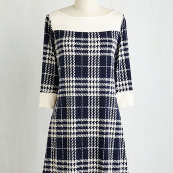 Mid-length 3 Shift Luck of the Flawless Dress by ModCloth
