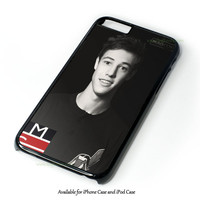 Cameron Dallas Six Pack Design for iPhone and iPod Touch Case