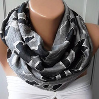 Infinity Scarf  Circle Scarf    It made with good quality Cotton fabric...2013 Winter Designes for upcoming Valentine's Day