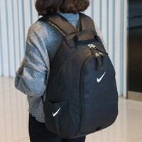 """Nike"" Casual Style Daypack Travel Bag Backpack Shoulder Bag School Backpack"