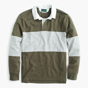 1984 pieced rugby shirt : Men t-shirts & polos | J.Crew