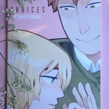 CHOICES: A Jearmin Fanbook - BOOK ONLY from wiggle waggle