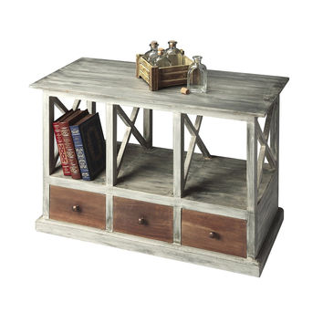 2369290 Butler Home Decor Furniture Console Table