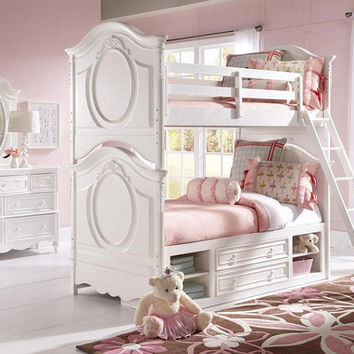 Fiona Twin over Twin Bunk Bed
