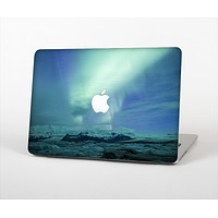 The Glowing Northern Lights Skin Set for the Apple MacBook Pro 13""