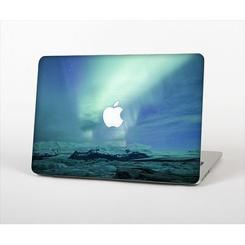 The Glowing Northern Lights Skin Set for the Apple MacBook Air 13""
