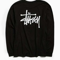 Stussy World Tour Flags Pullover Hoodie Sweatshirt | Urban Outfitters