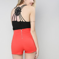Back Crochet Detail Cami