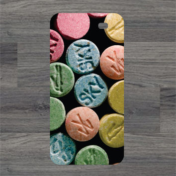 Molly MDMA Extacy Pills iPhone 4 and 5 Case and Samsung Galaxy S3/S4