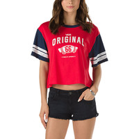 OG High Cropped T-Shirt | Shop at Vans
