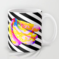 Wild and Crazy Nanner Mug by Tyler Spangler
