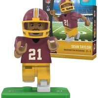 Sean Taylor : Washington Redskins Legend | OYO Sports | Minifigures & Buildables