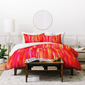 Sophia Buddenhagen Love Light Duvet Cover