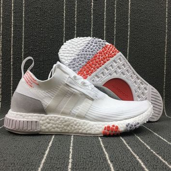 Sale Newest Adidas NMD Racer Spring   Summer Boost 2018 Line UP Sport Shoes  CQ2033 c2f4ca331