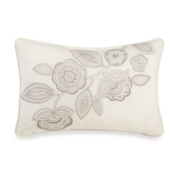 Royal Heritage Home™ Sonoma Breakfast Throw Pillow in Ivory
