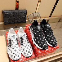 Supreme x Louis Vuitton LV Casual Sneakers Sport Shoes Best Quality